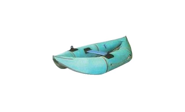 Лодка уфимка-1 Резинотканевая